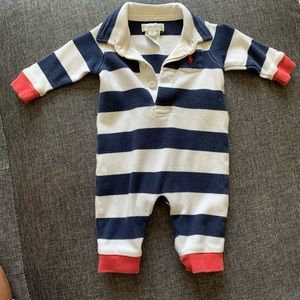 3 month Ralph Lauren boy onesie